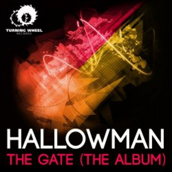 012-The Gate (The Album)  Hallowman  Turning Wheel Records